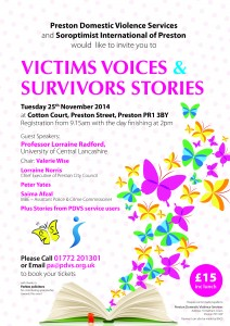 Victims & Voices Poster.indd